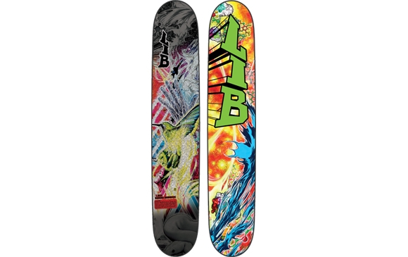 if you want to get pitted in the pow like a true brah you want one of these  this is a lib tech banana hammock powder only board that floats effortlessly in     you don u0027t have to be groomed to rock this banana hammock  u2013 heckler      rh   heckler