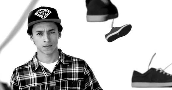 campaign, REDISCOVER DC. Nyjah Huston