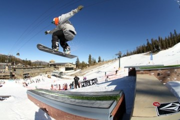 New band alert the lovely bad things sign to volcom entertainment volcom pbj rail jam stop 2 mammoth malvernweather Image collections