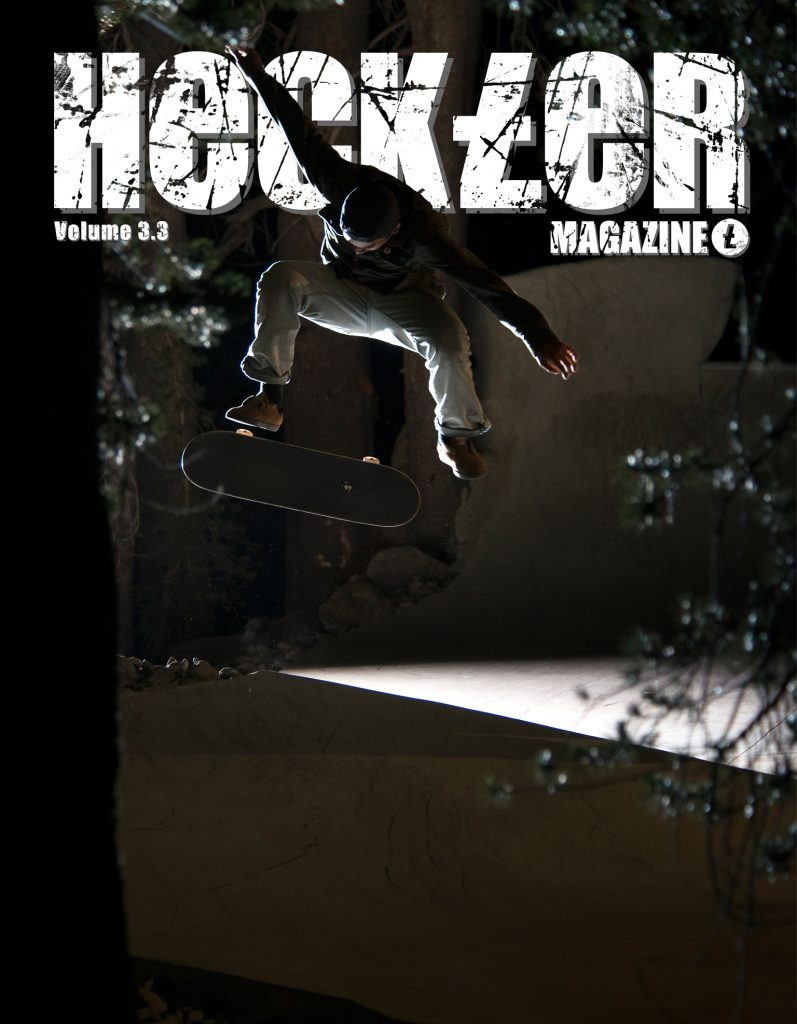 Heckler Magazine Vol 3.3
