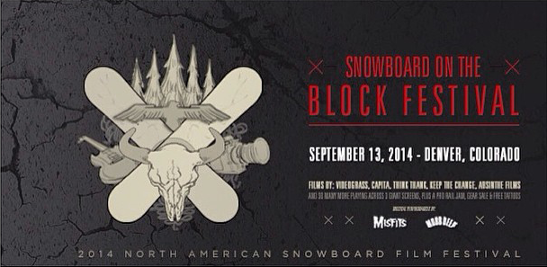 Snowboard on the Block Festival