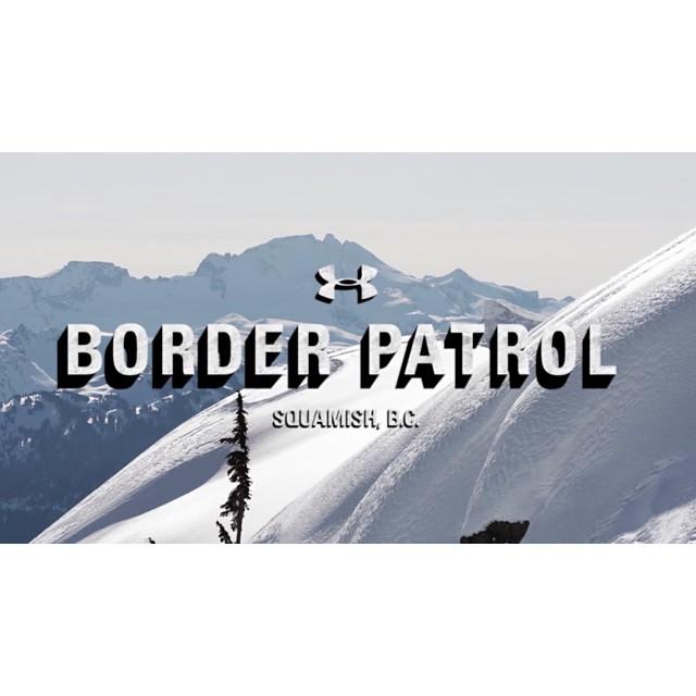 Head to heckler.com and peep the @ua_action #borderpatrol with @clancy_kyle and @dustincraven. It's pretty fire!