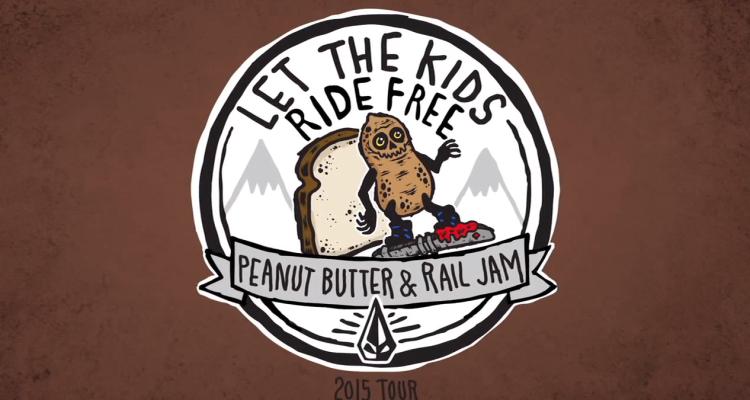 Volcoms peanut butter and rail jam stop 5 blue mtn ontario volcoms peanut butter and rail jam stop 5 blue mtn ontario malvernweather Choice Image