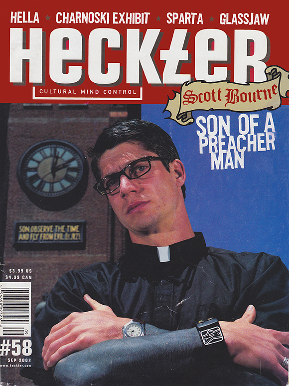 Click To View Heckler Magazine Issue 58!